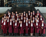 The judges of the EU Court of Justice